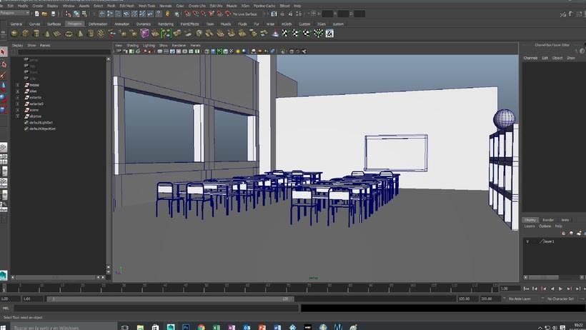 creación de espacios 3d 1