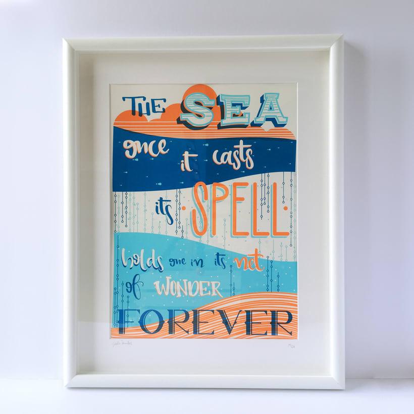 The Sea -1