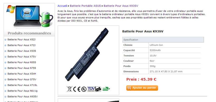 Akku HP MU06 Kaufen -1