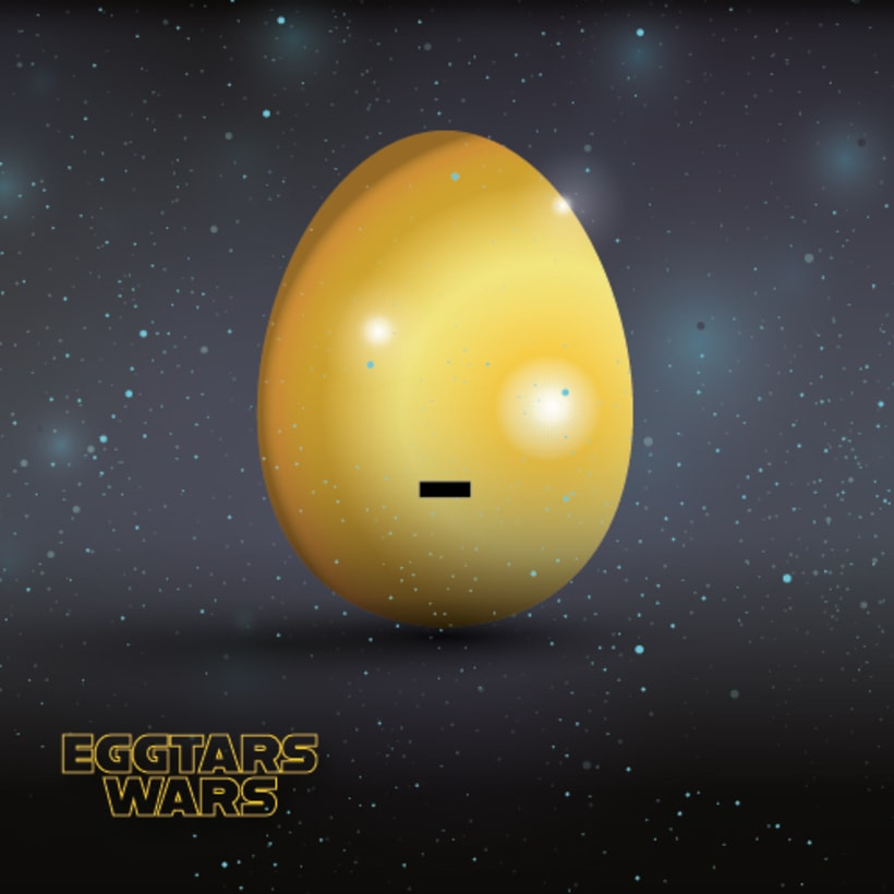 STAR WARS WITH EGGS 3