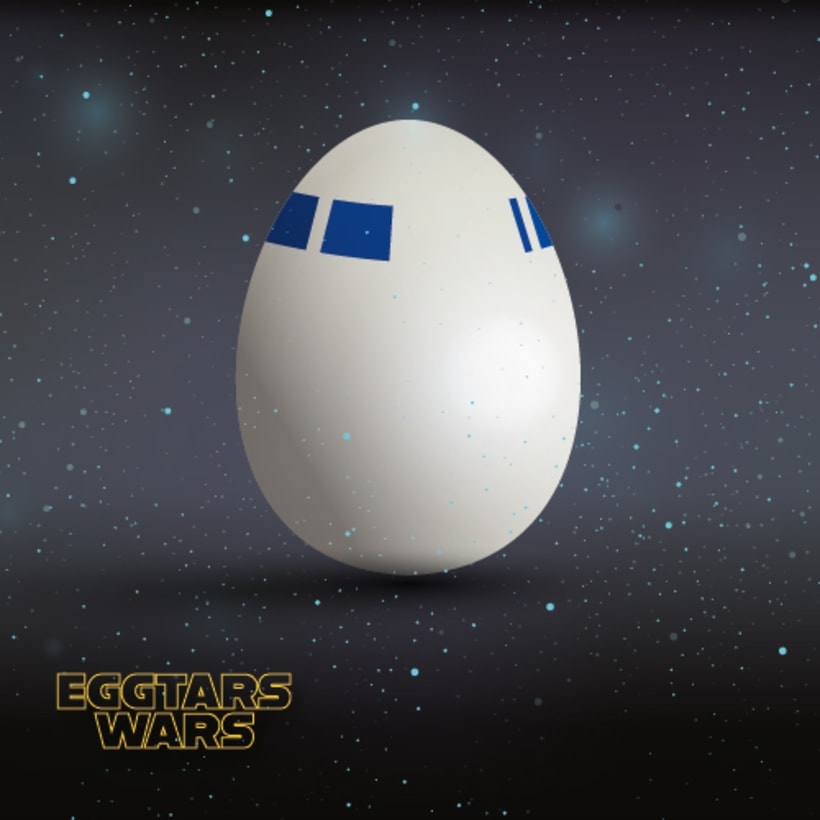 STAR WARS WITH EGGS 4