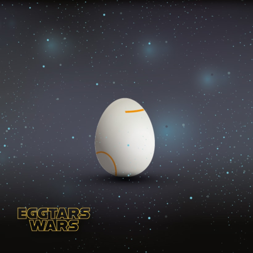 STAR WARS WITH EGGS 5