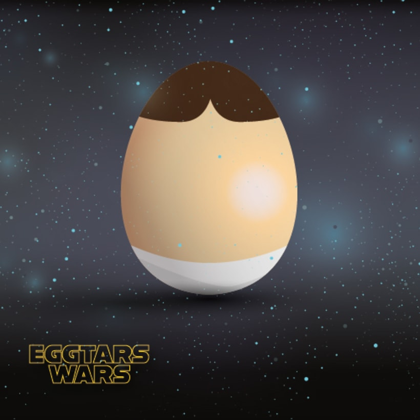 STAR WARS WITH EGGS 6