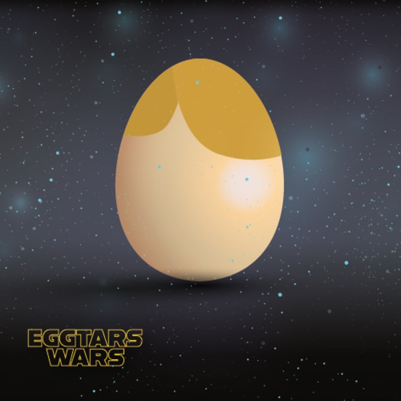 STAR WARS WITH EGGS 7