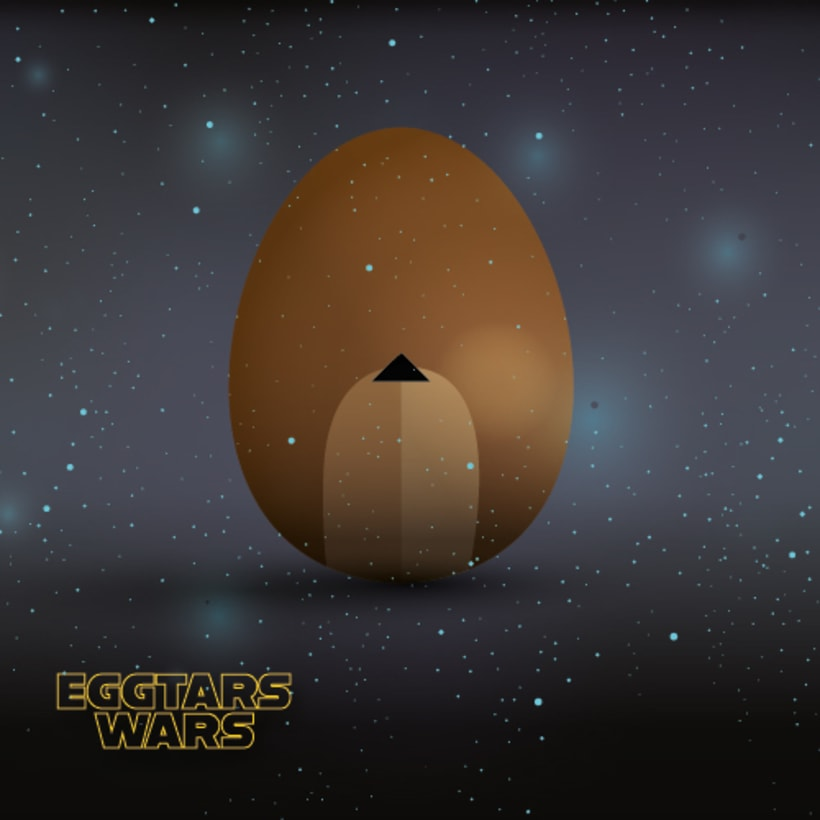 STAR WARS WITH EGGS 9