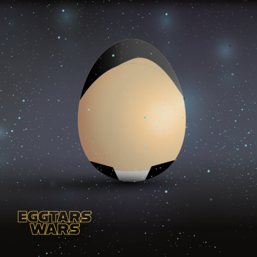 STAR WARS WITH EGGS 10