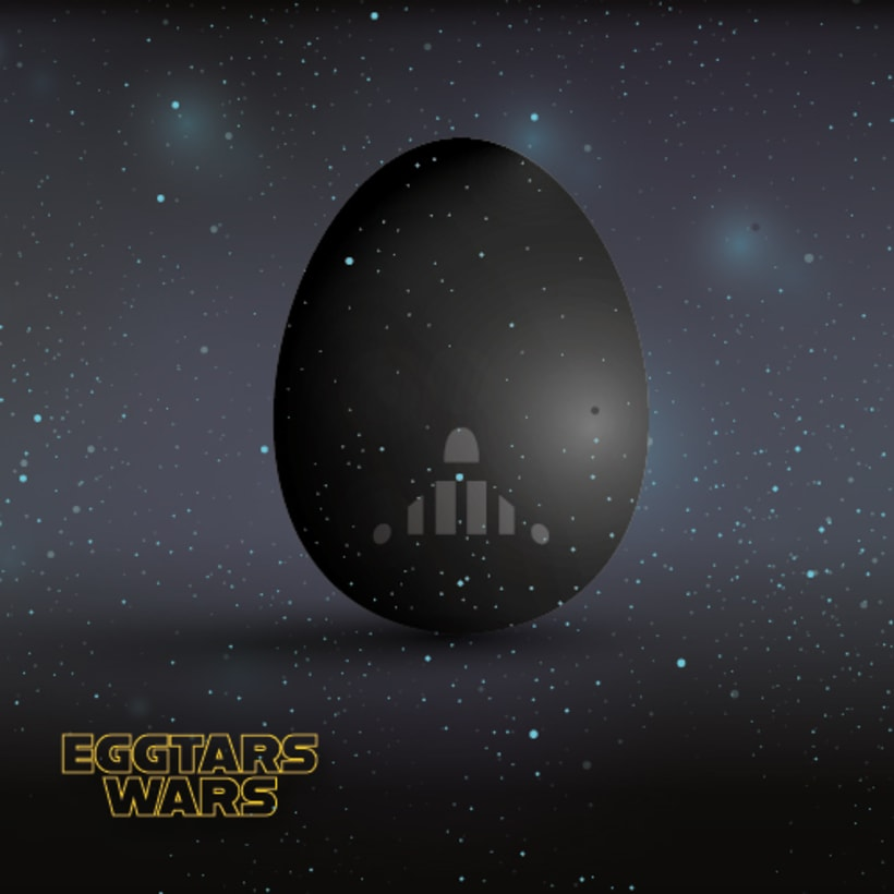 STAR WARS WITH EGGS 11