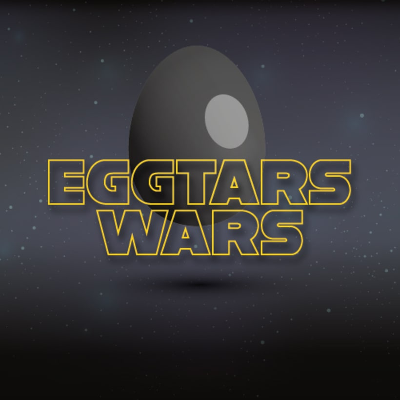 STAR WARS WITH EGGS 0