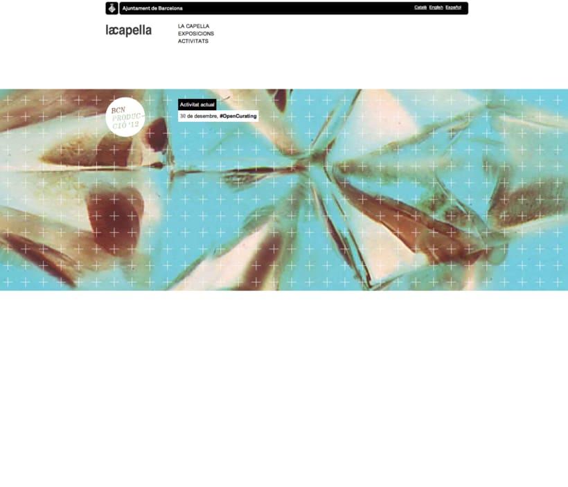 La capella website 1