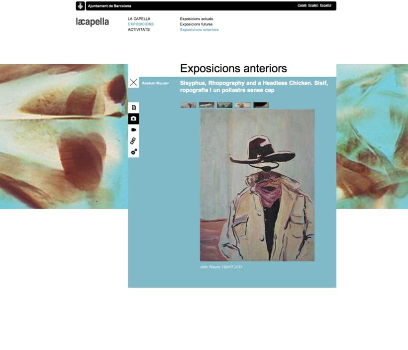 La capella website 4
