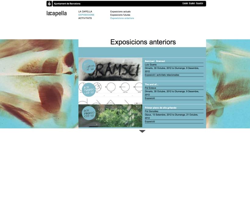 La capella website 5