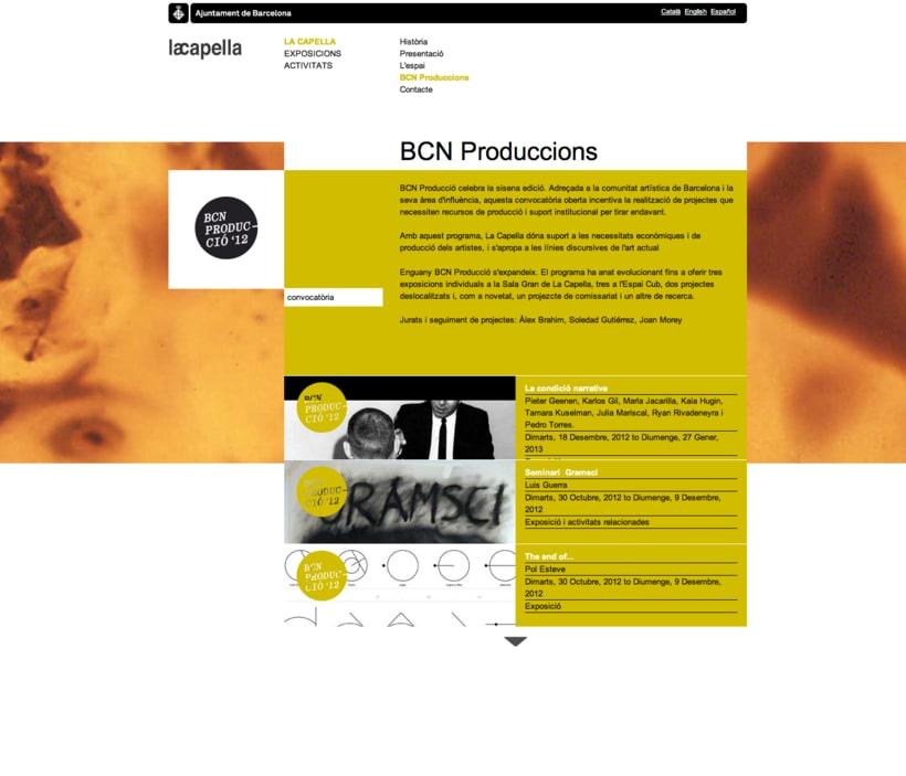 La capella website 6