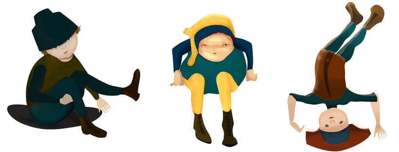 Personajes infantiles 0