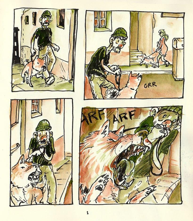 Kumataro (cómic) 1
