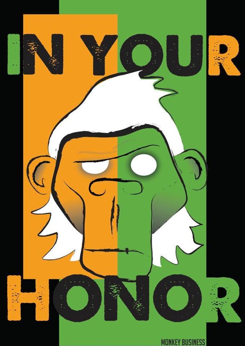 En tu honor amigo, Mojo! -1