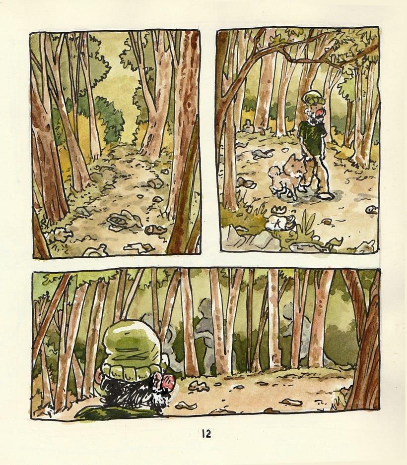 Kumataro (cómic) 12