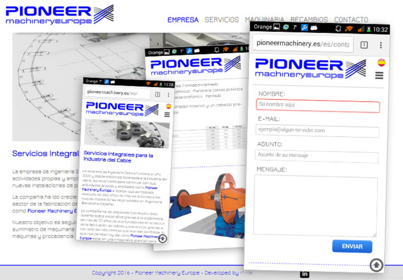 Pioneer Machinery europe 0