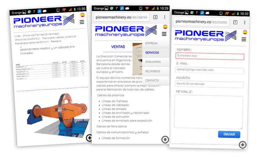 Pioneer Machinery europe 3