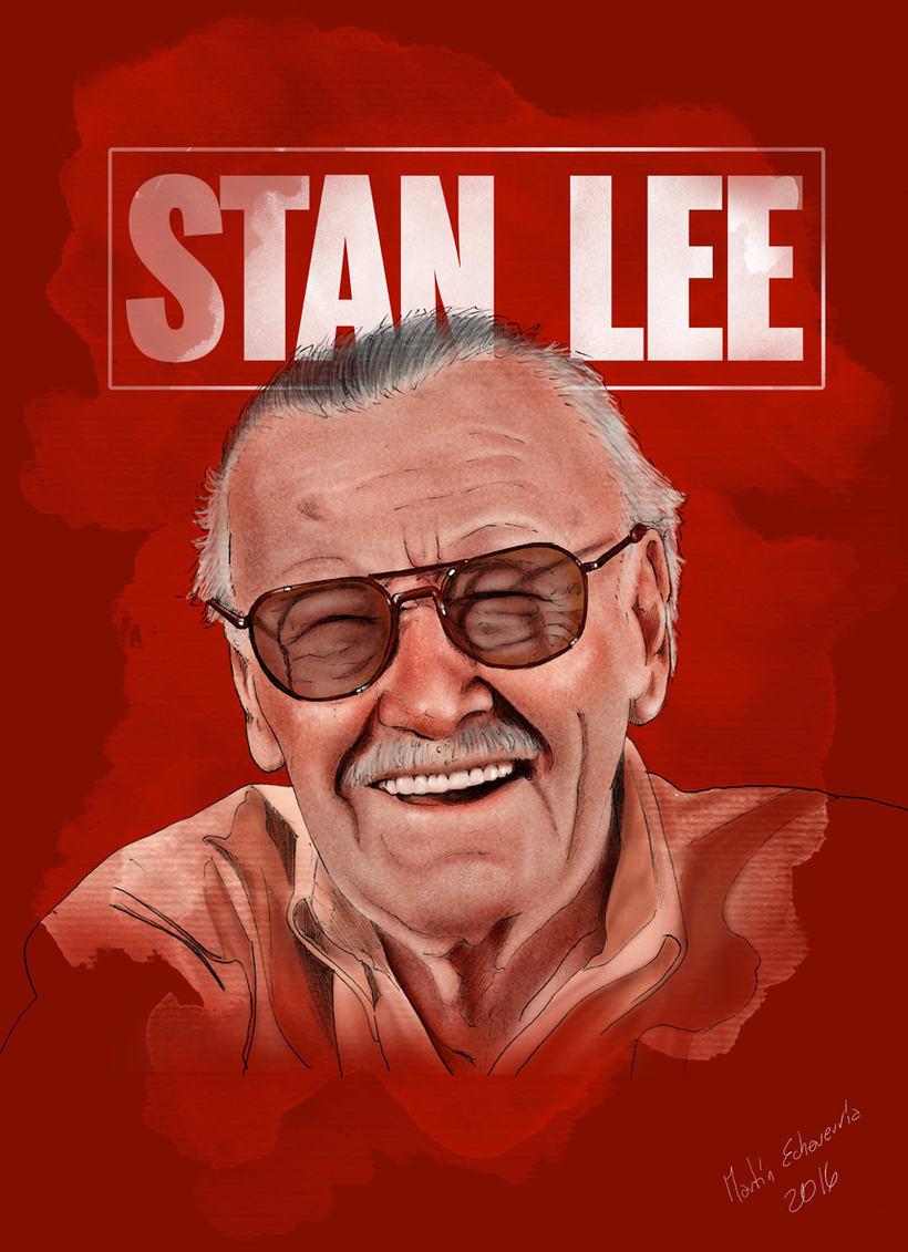 Stan Lee -1