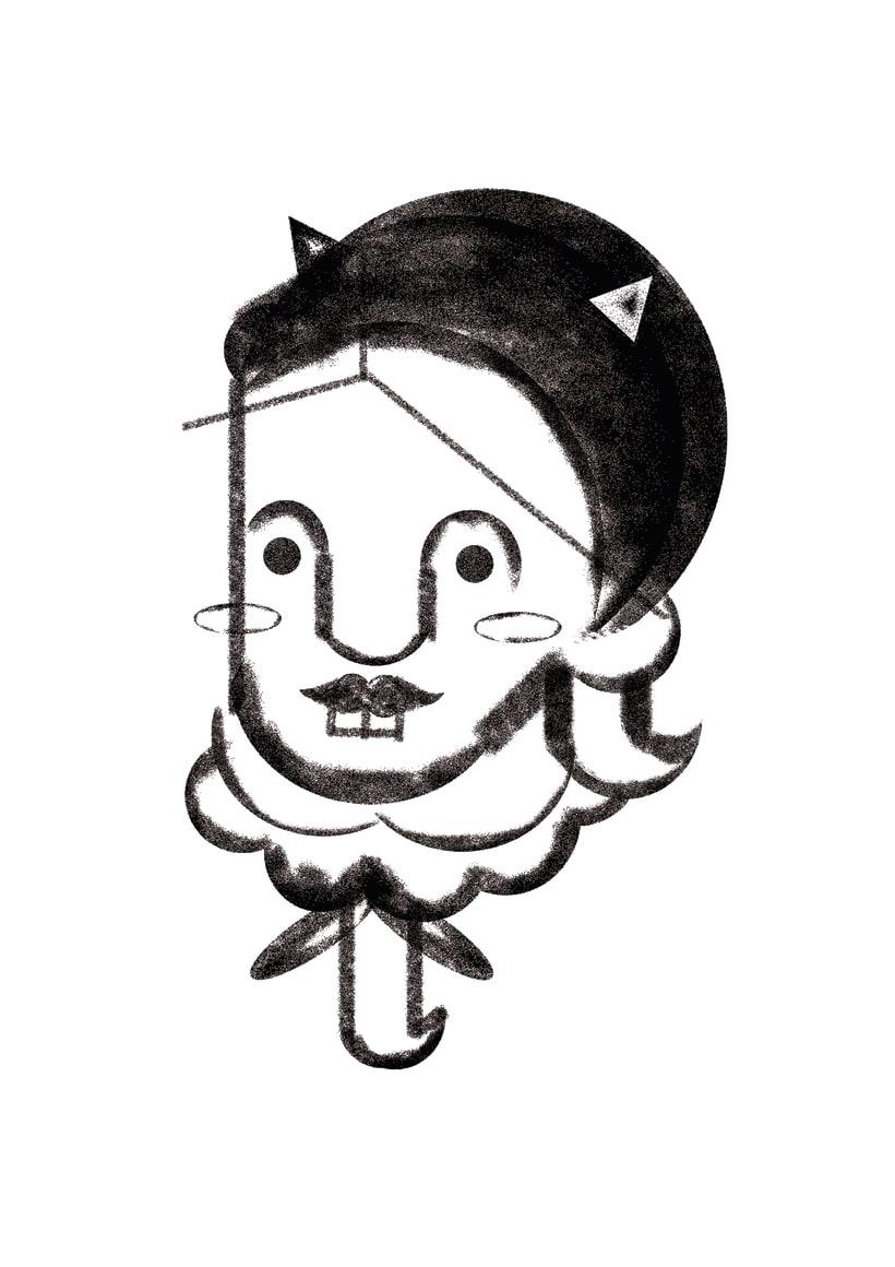 Ilustración tradicional y digital: del boceto a la impresión 2