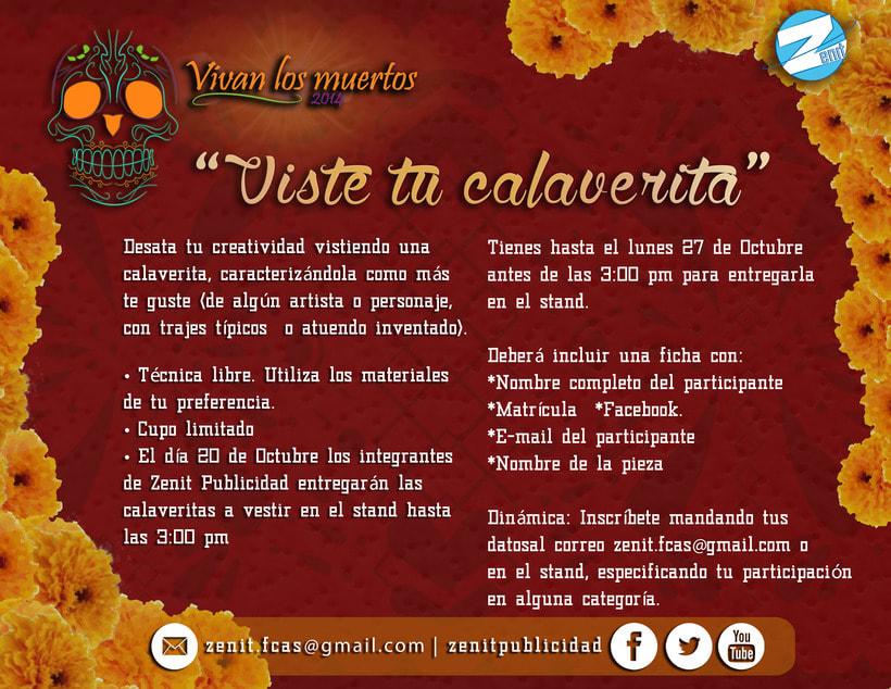 Vivan los Muertos 2014 - Zenit Publicidad 7