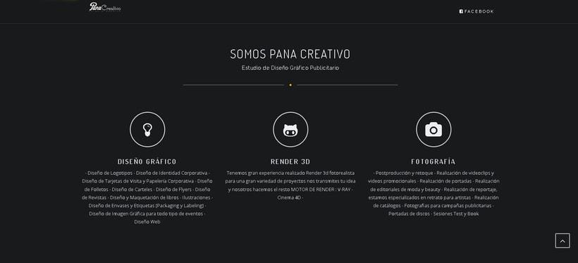 Mi Proyecto del curso: Creación de una web profesional con WordPress 1