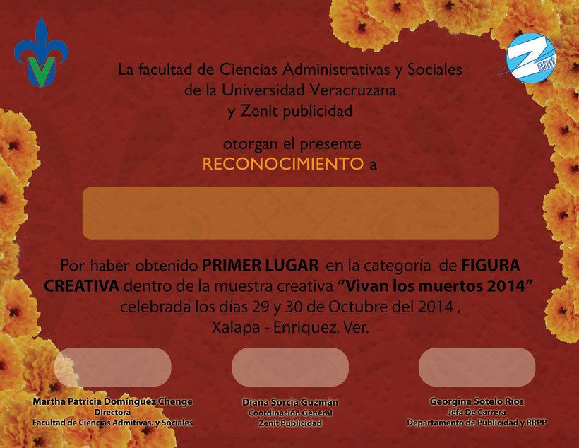 Vivan los Muertos 2014 - Zenit Publicidad 8