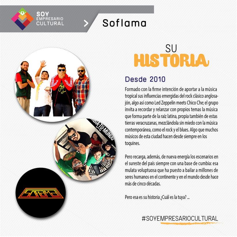 Campaña Soy Empresario Cultural y Esto es Real - REALIA  4