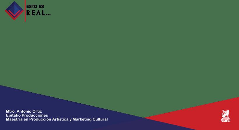 Campaña Soy Empresario Cultural y Esto es Real - REALIA  13