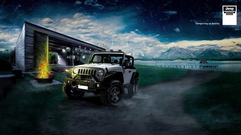 Jeep : Siempre hay un destino 2