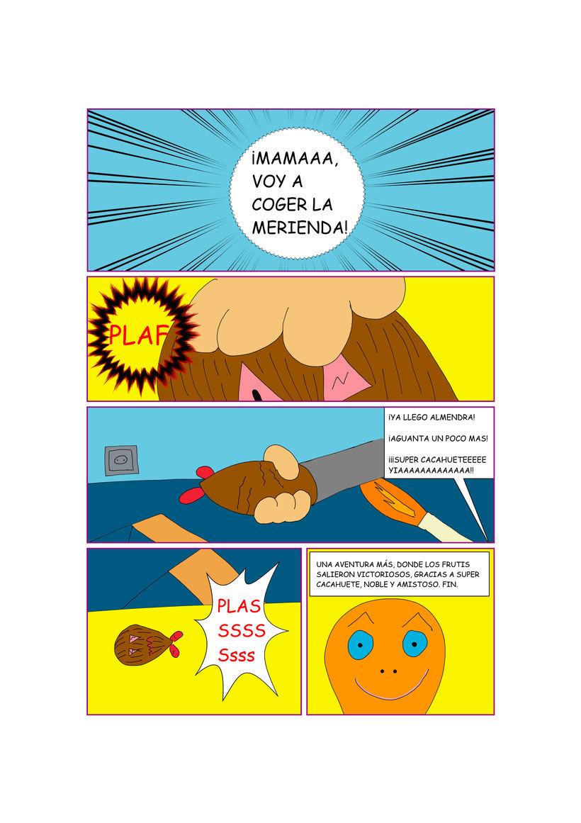 Mi Proyecto del curso: Creación de cómics con Manga Studio (Clip Studio Paint) 1