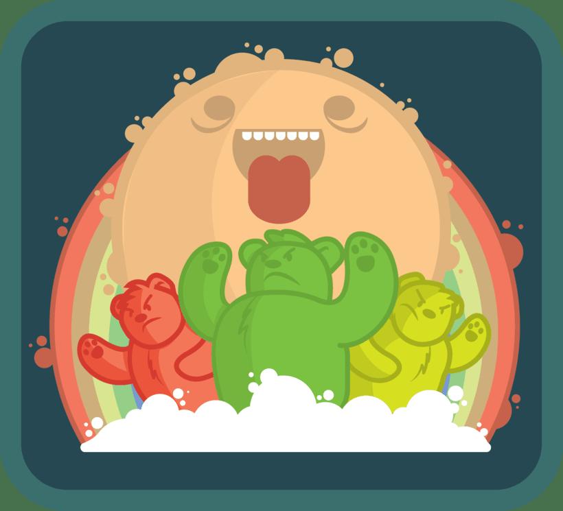 GUMMY BEARS -1