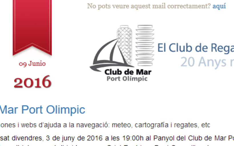 Newsletter Club de Mar -1