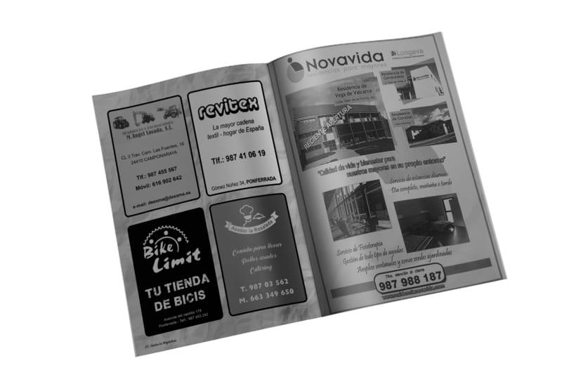 Revista Fiestas Villadepalos 0