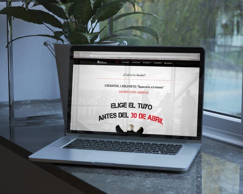 Web Desafío Oviedo BTT 2016 -1