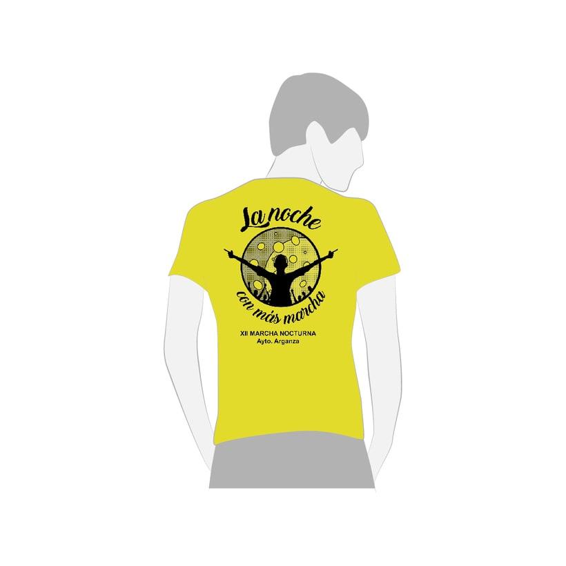 Camisetas Marcha Nocturna  0