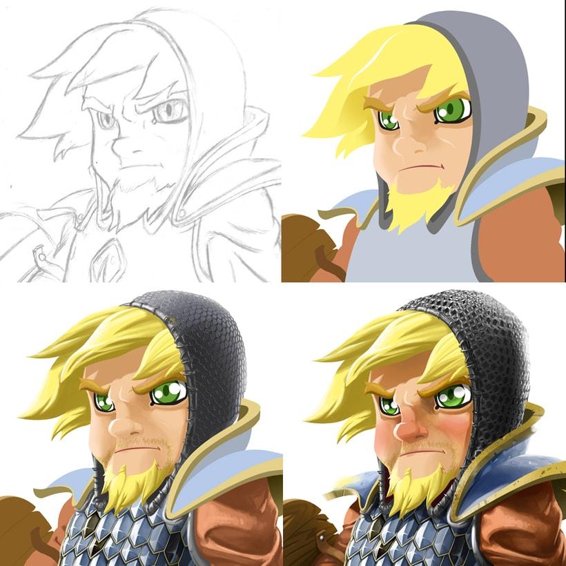 Medieval Hero 3