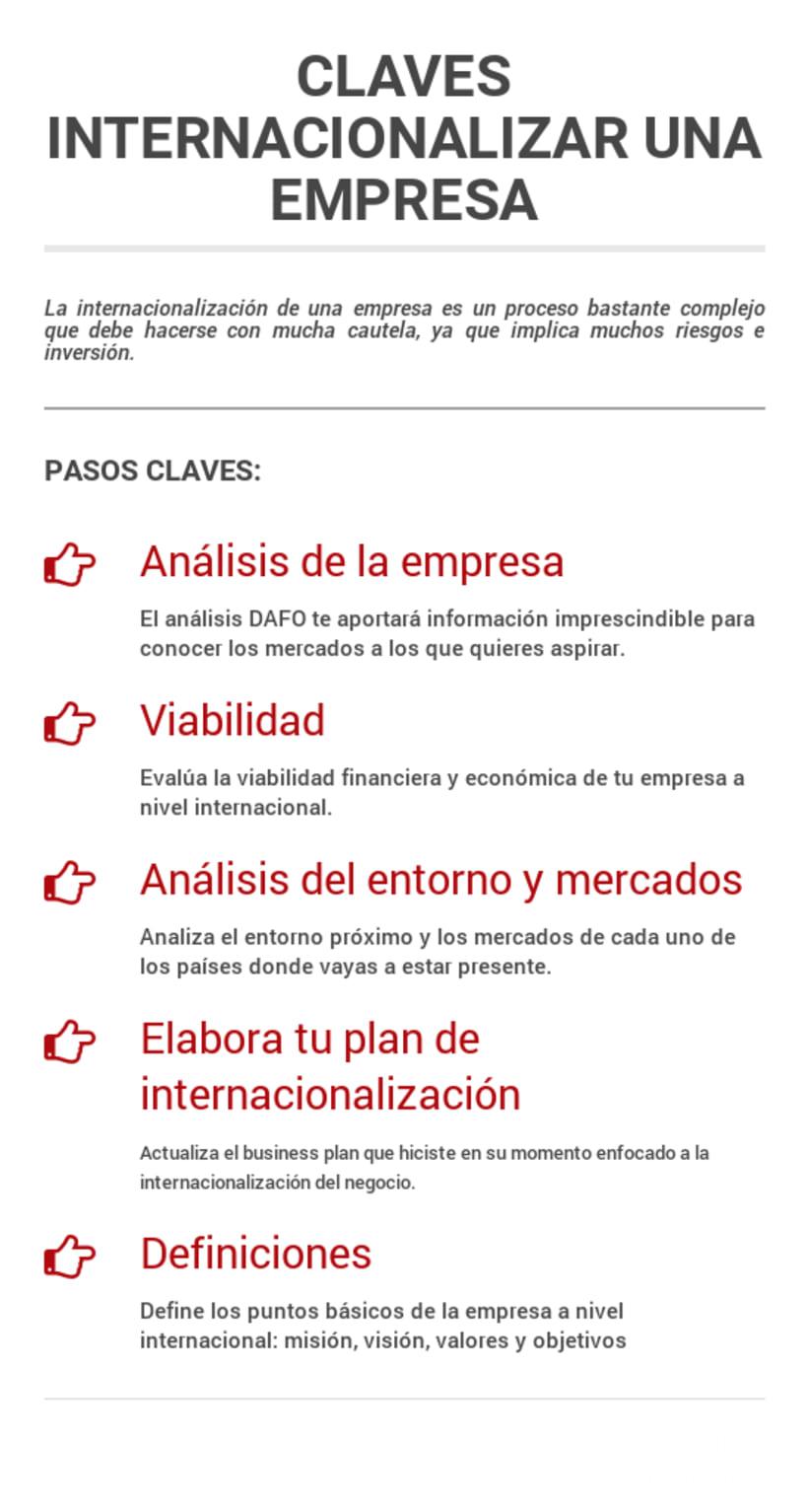 Claves para internacionalizar una empresa -1