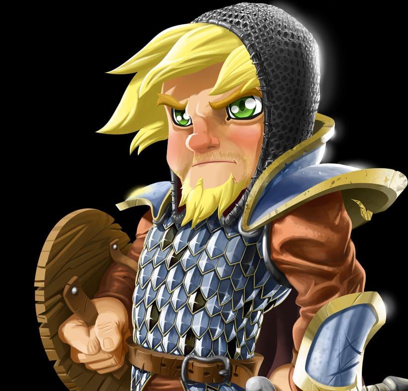 Medieval Hero 2