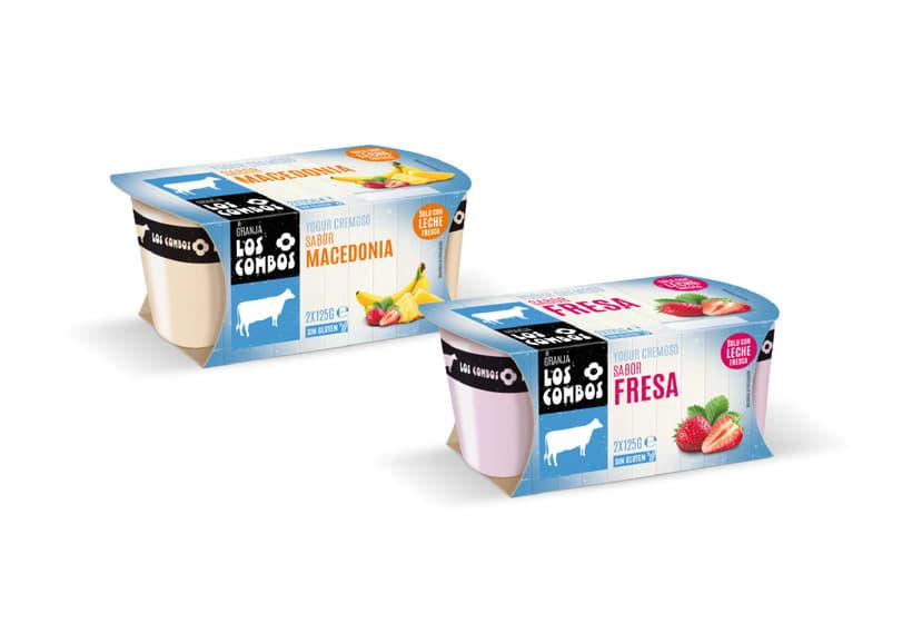 Yogures Granja Los Combos 5