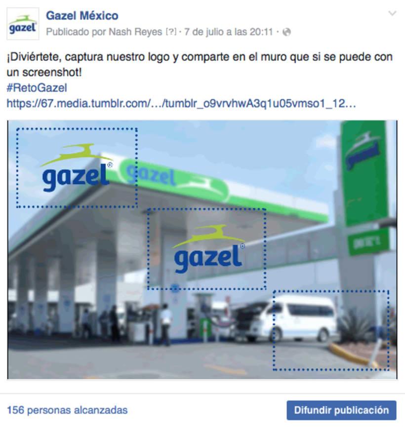 Proyecto: Empresa Gazel  3