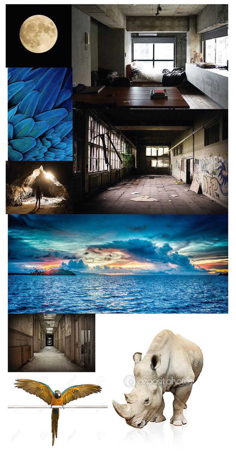 Mi Proyecto del curso: Secretos del fotomontaje y el retoque creativo 0