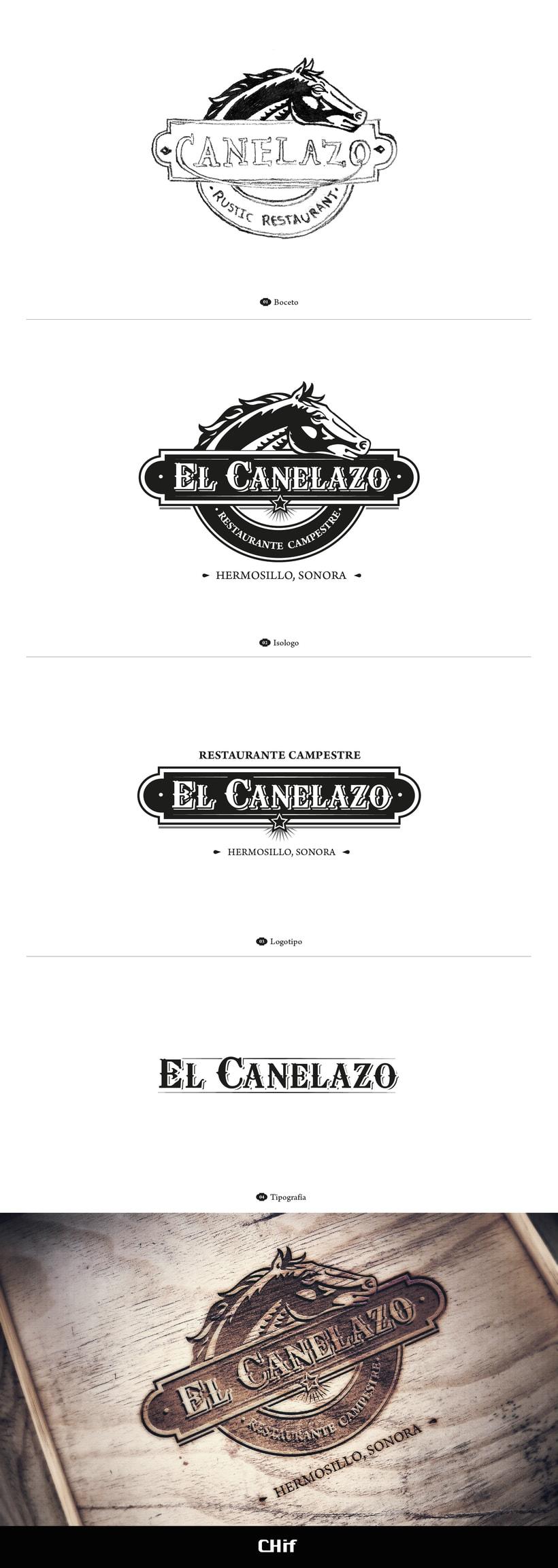 El Canelazo. ID -1