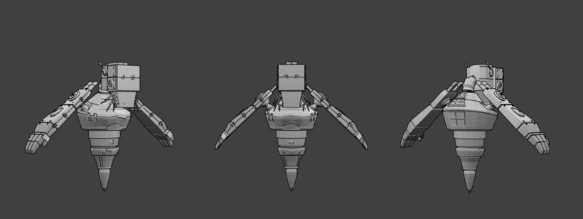 B-33.1 - El Robot mensajero. 5