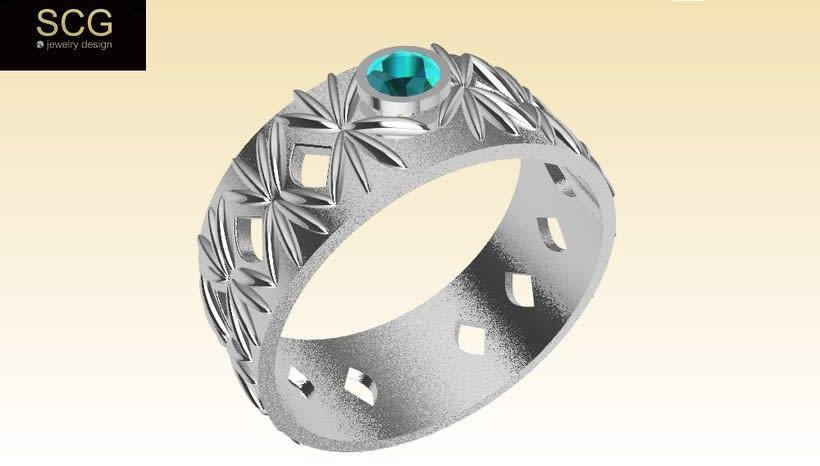 Rings... -1