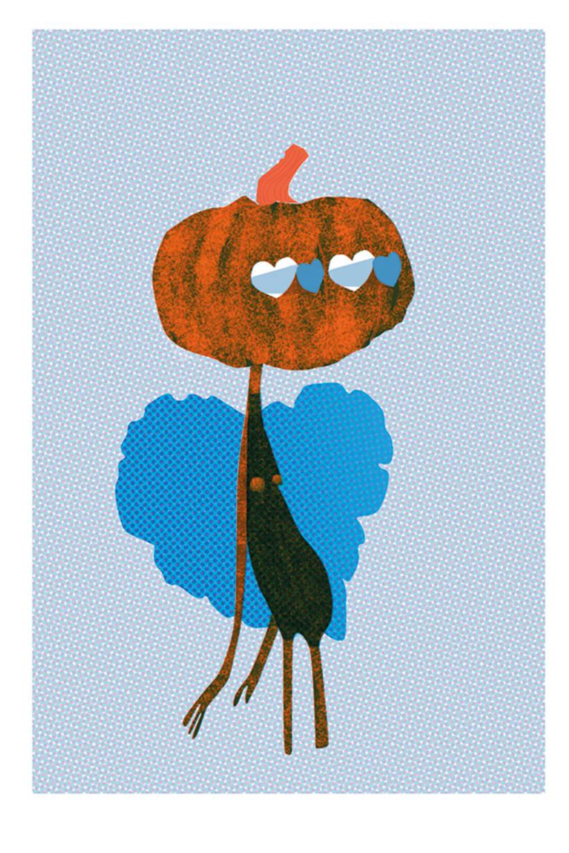 GORA EL AMOR (postales para quemar) 1