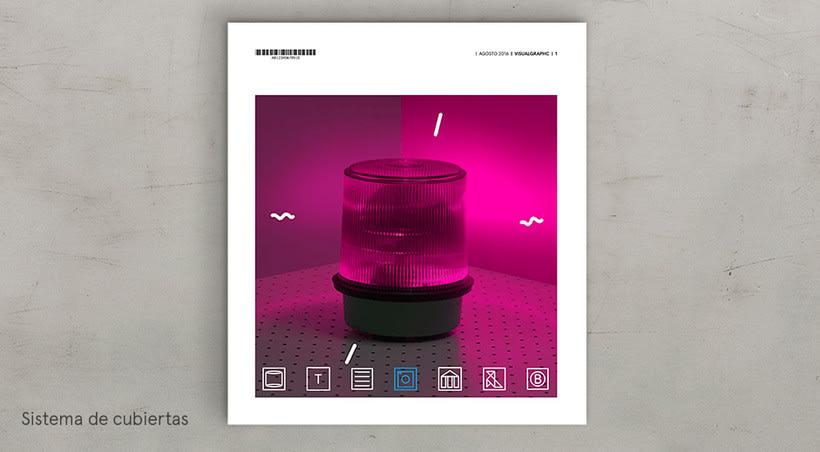 Diseño editorial cremoso 0