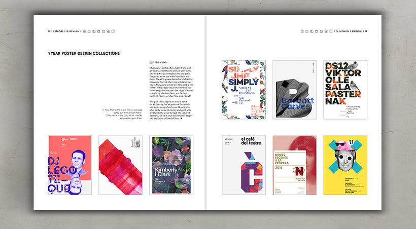 Diseño editorial cremoso 11