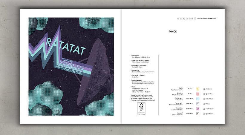 Diseño editorial cremoso 4