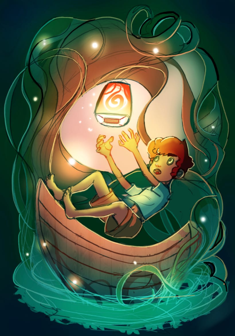 The Lantern Boy 0